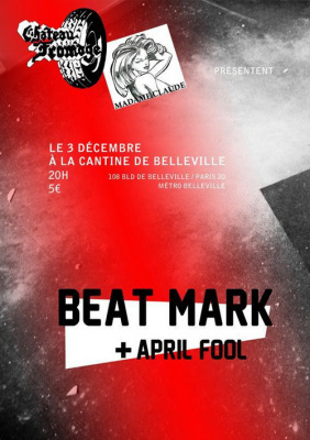 Beat Mark + April Fool
