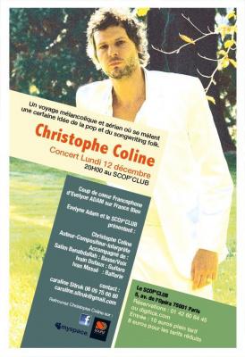 CHRISTOPHE COLINE