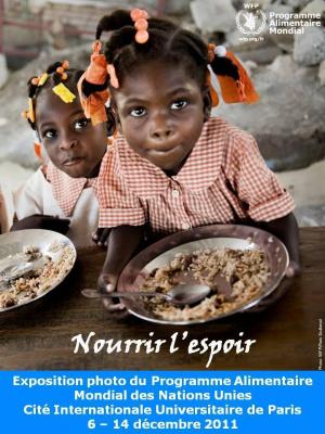 """Exposition Photo """"Nourrir l'Espoir"""""""