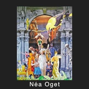 Néa Oget - Collages -