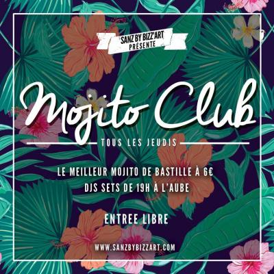 MOJITO CLUB / Afterwork mentholé !