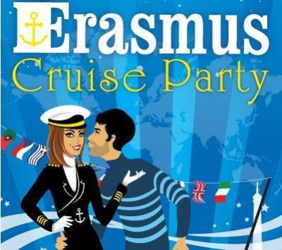 Erasmus International Cruise & Boat Party in Paris