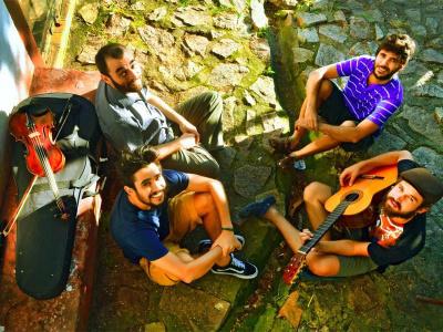 Quex-Quex - Soirée Brésil : Do forró ao choro