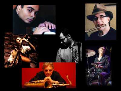 Rubinho Antunes et ses invités - Soirée Brésil : Rencontres autour du Samba Jazz