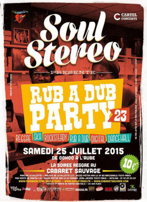 Soul Stereo - Rub a Dub Party #23