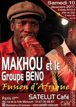 MAKHOU et le Groupe BENO