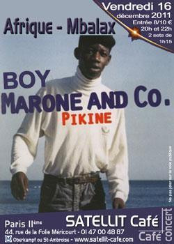 BOY MARONE & co