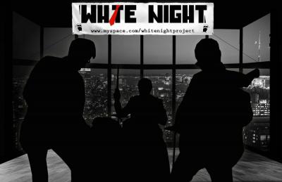 White Night en concert à l'Abracadabar