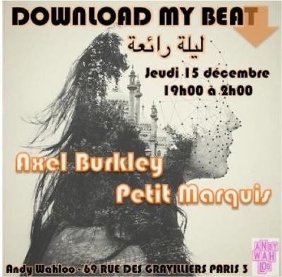 Axel Burkley & Petit Marquis