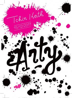 TCHIN KEITH ARTY
