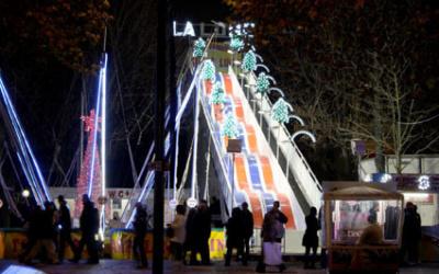 Le Marché de Noël des Champs-Elysées 2011