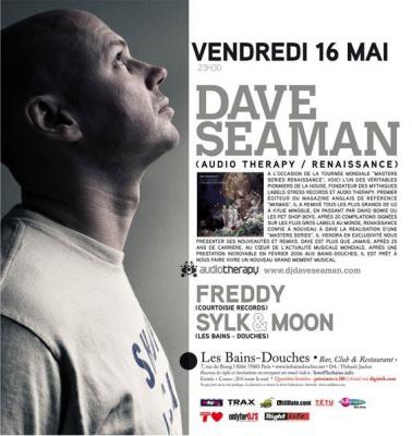 Soirée, Dave Seaman, Bains douches