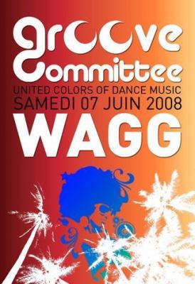 Soirée, Paris, Groove Committee, Wagg