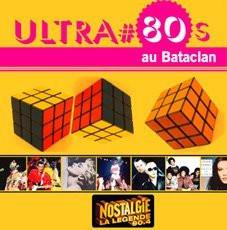 Soirée, Paris, Ultra, Clubbing, 80, Bataclan