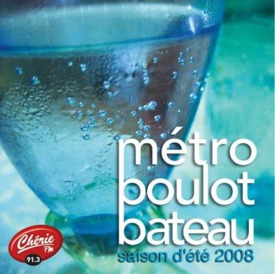 Soirée, Paris, Métro,Boulot, Bateau, Concorde Atlantique, Afterwork