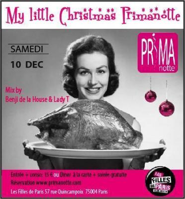 "My little ""Christmas"" Primanotte"
