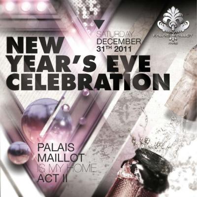 PALAIS MAILLOT New Year 2012
