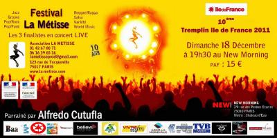 Finale Festival Tremplin Ile de france