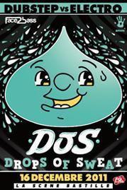DROPS OF SWEAT (Dubstep VS Electro)