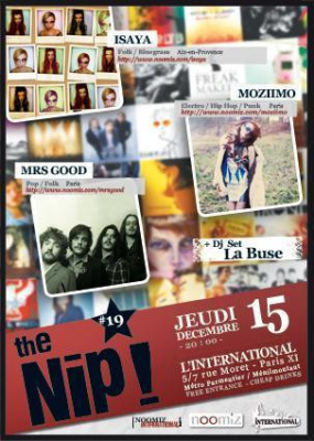 THE NIP ! #19