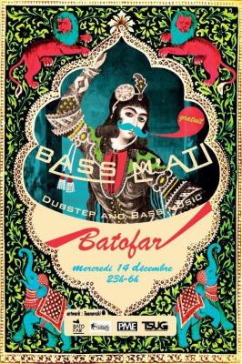 Mer 14/12/2011 - Bass M'ati @ Batofar [Gratuit] !