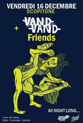 Vand Vand Night @ Scop' Club