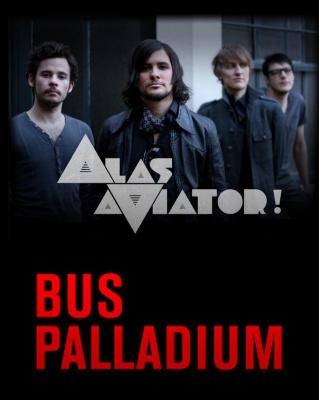 Concert Alas Aviator!