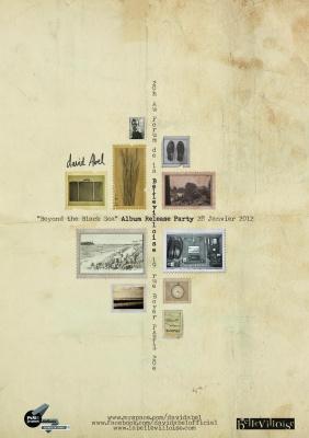 David Abel - Album Release Party