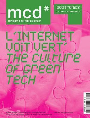 """Conférence de lancement MCD#65 """"L'Internet voit vert"""""""