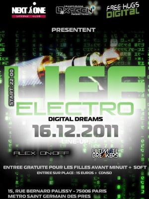 ELECTROLIVE DIGITAL DREAMS