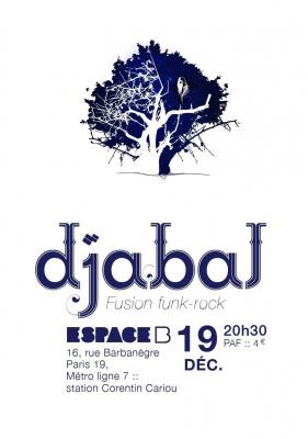 concert de djabal