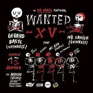 WANTED XV