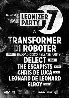 LEONIZER PARTY