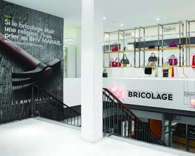 le bhv marais rouvre ses portes d couvrez les nouveaut s. Black Bedroom Furniture Sets. Home Design Ideas
