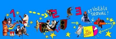 """Atelier Musique et graphisme sur le thème """"Rock et Animaux"""" (animé par le Club des Chats)"""