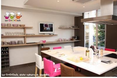 crocochefs, les cours de cuisine en famille à paris - Cours De Cuisine En Famille