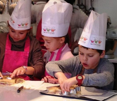 crocochefs, les cours de cuisine en famille à paris