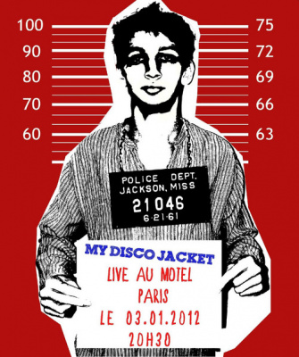 MY DISCO JACKET LIVE