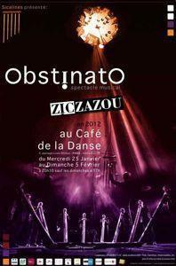 Zic Zazou - Obstinato