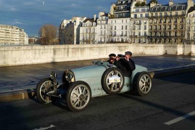 La Traversée de Paris © Hervé Mazzocut