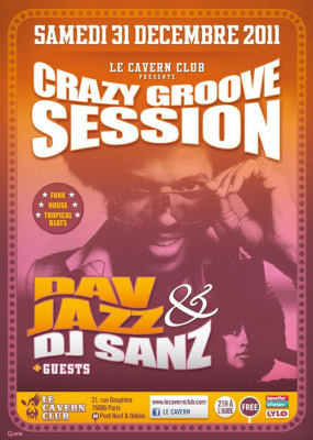 crazy groove session