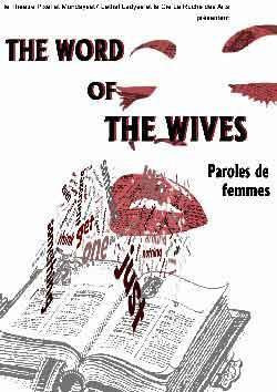 The Word of the Wives – Parole de Femmes