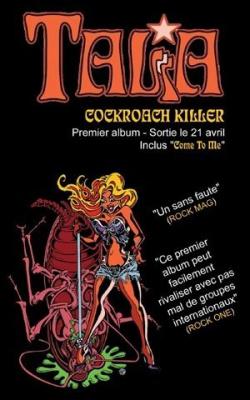 Concert, Boule Noire, Talia, Rock