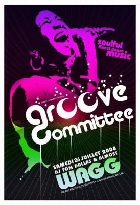 Soirée, Paris, Groove Committee, Wagg, Funk, Soul