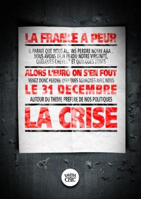 LA CRISE PARTY