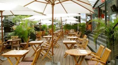 Les brunchs en terrasses sur l 39 eau paris - Restaurant terrasse ou jardin paris limoges ...