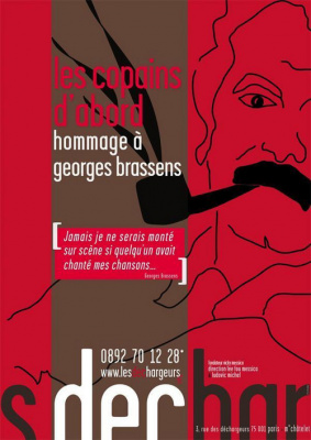Les Copains d'abord, hommage à Georges Brassens