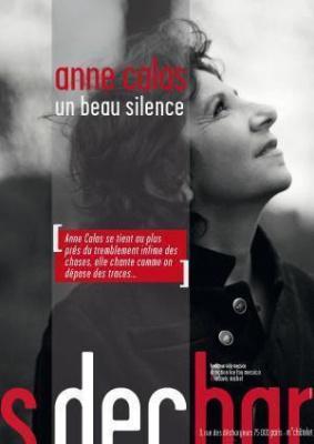 Anne Calas Un beau silence