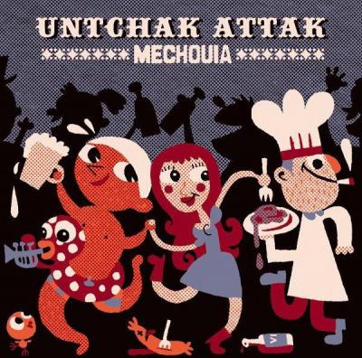 UNTCHAK ATTAK + BALKAN BOOMBASTIC #2 [Boris Viande & Polak