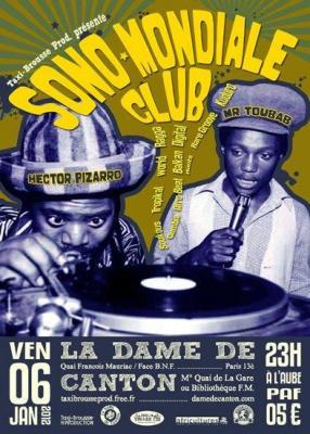 SONO MONDIALE CLUB #4